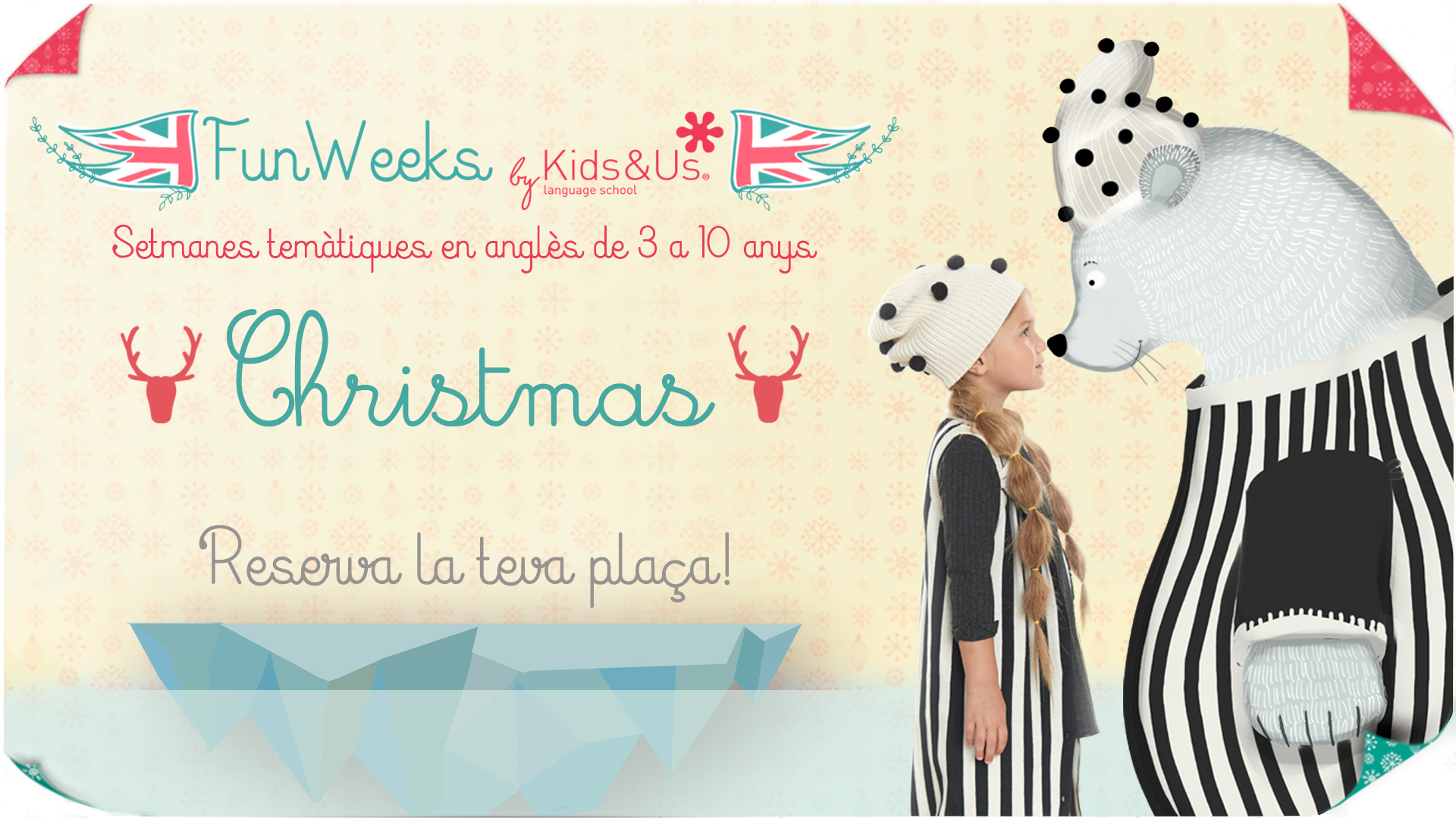 Us presentem la Christmas Fun Week!